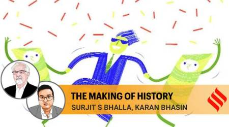 The making of history: Modi Econ 2.0 has started with a big bang