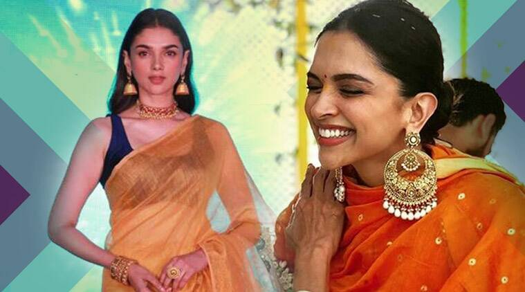 Navratri 2019 colours: Take cues from Bollywood's closet to wear orange on Day 1