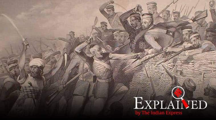 paika rebellion, paika bidroh, what is paika rebellion, bjp paika rebellion, paika rebellion ncert, paika rebellion 1817, indian express explained