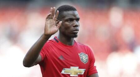Paul Pogba, Manchester United, League Cup, Football, Sports, Latest News, Sports News, Indian Express
