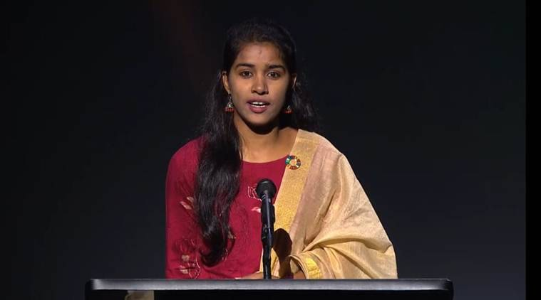 Haryana girl Payal Jangid gets Changemaker Award for fight against child labour, marriage