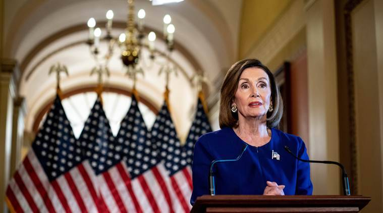 Speaker Pelosi will open impeachment inquiry accusing Donald Trump of 'betrayal' of nation