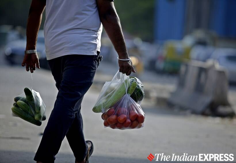plastic ban, Gandhi Jayanti, single-use plastic usage, use of plastic, Indian express