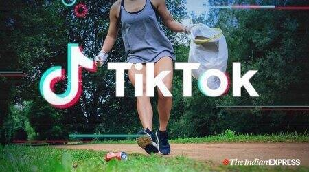 Tik Tok, India Plog Run 2019, Plastic pollution, Plogging, Trending, Indian express news