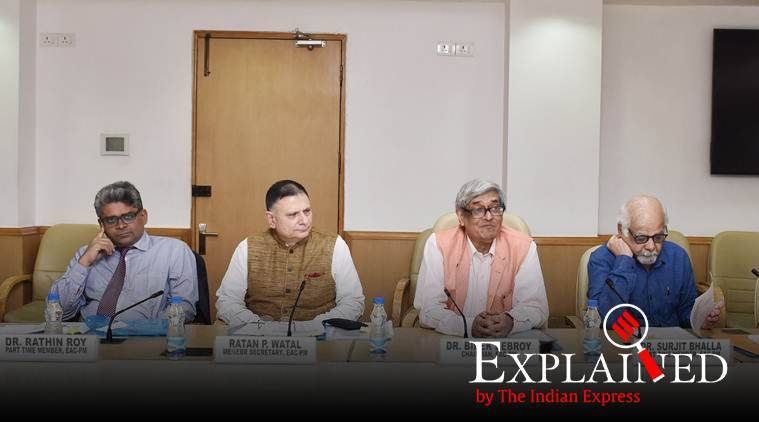 PMEAC role, Economic Advisory Council to the Prime Minister role, eac pm role, pmeac explained, niti ayog, indian express news