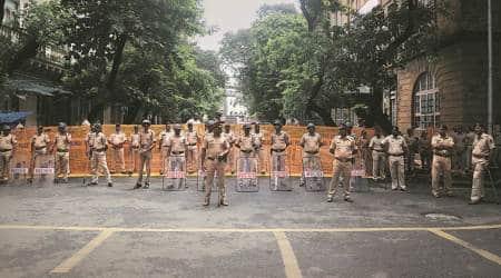 sharad pawar ed case, sharad pawar, sharad pawar money laundering case, ed office in mumbai, mumbai city news