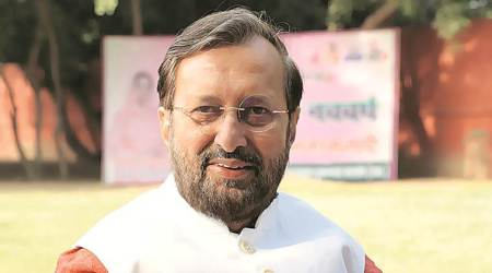prakash javadekar, javadekar on nrc, nrc implementation, protests against nrc, national citizens register, indian express