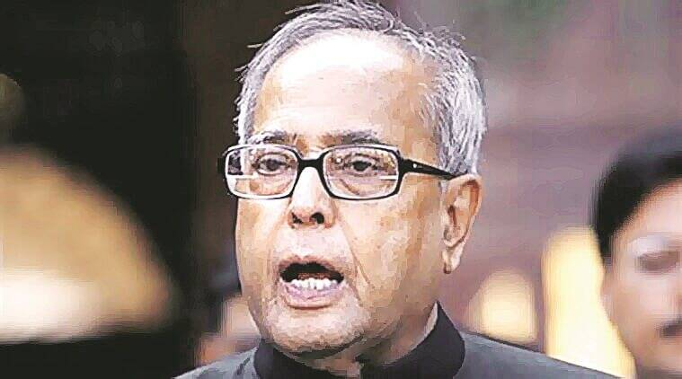Not only GDP, Gross Happiness Product important too: Pranab