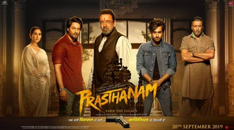 movie 2019 rating Prassthanam Review The Sanjay Dutt Film Feels Somewhat