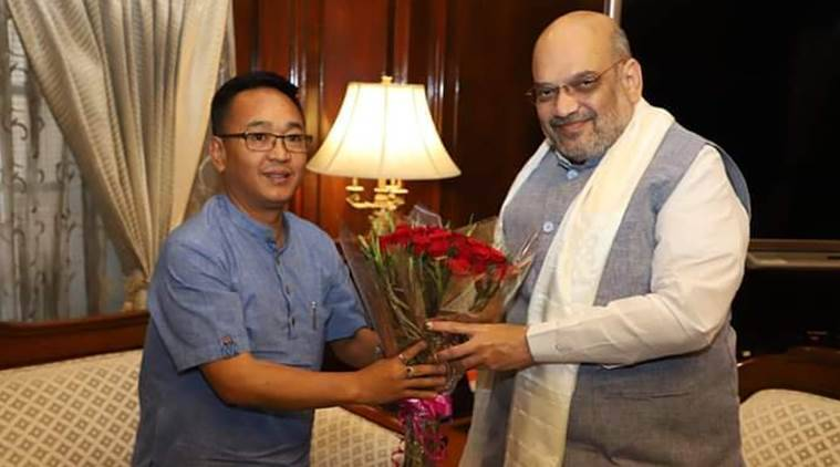 EC relief for Sikkim CM: Period of disqualification cut by 5 yrs