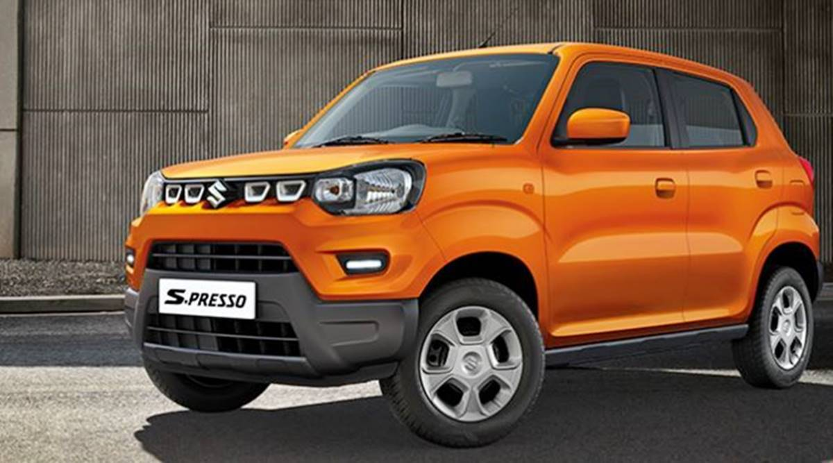 Maruti Suzuki S Presso Launched In India Price Starts At Rs 3 69 Lakh Auto Travel News The Indian Express