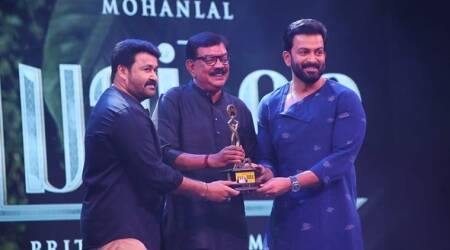 Prithviraj and mohanlal