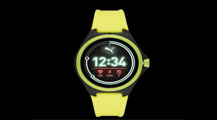 Puma debuts first Wear OS smartwatch, aimed at fitness