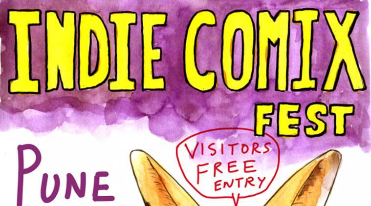Second edition of Indie Comix Fest in Pune supports art, self-publishing