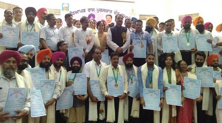 Ludhiana city news, Punjab news, Teachers Day celebration in Punjab, indian express news