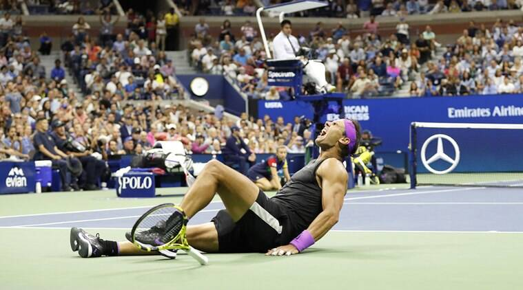 Rafa Nadal motivated by love of game, not Grand Slam record