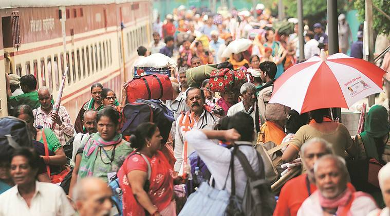 Railways plan to fight cash crunch: Get sponsors to clean stations, cut low-demand trains