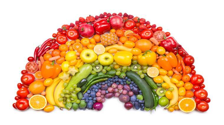 rainbow diet, rainbow foods, national nutrition week 2019, indian express, indian express news