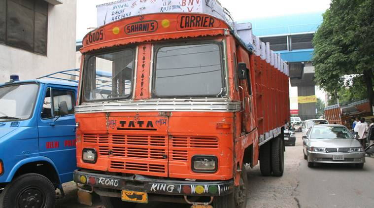 Under new traffic rules, Rajasthan trucker fined Rs 1.41 lakh for overloading vehicle