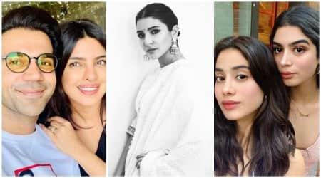 Rajkummar Rao, Anushka Sharma, Janhvi Kapoor, Celebrity social media photos