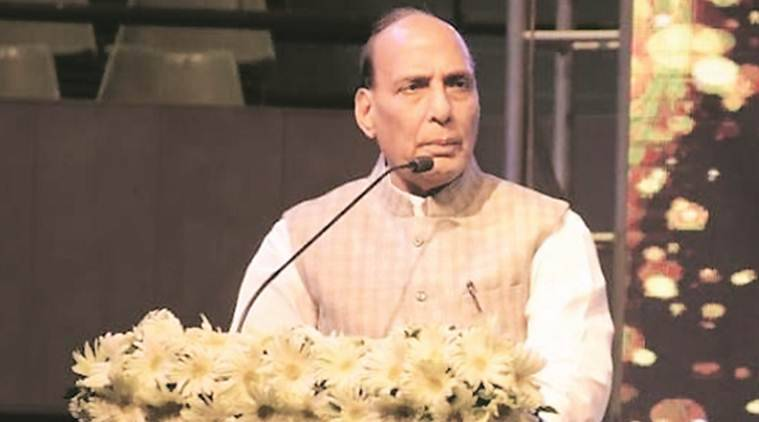Pakistan will fall apart unless it stops terror aid: Rajnath Singh