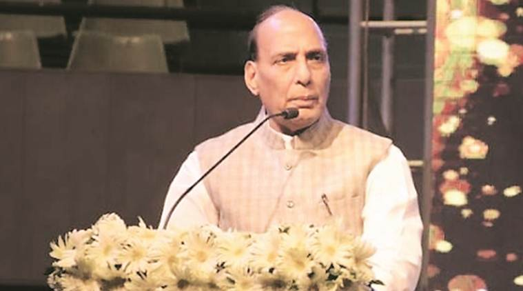More than three-fourth of J&K population in favour of abrogation of Article 370: Rajnath Singh