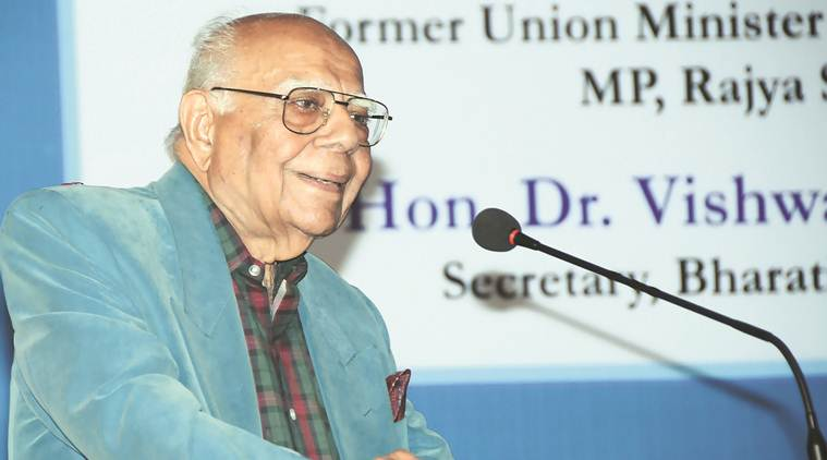 Ram Jethmalani was feared and respected for his candour on