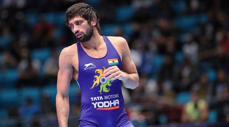 Ravi dahiya follows bajrangs footsteps wins bronze in world cship debut