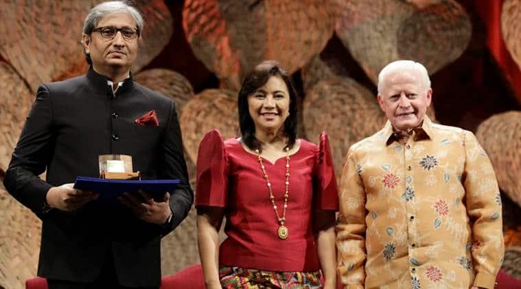Ravish Kumar Ramon Magsaysay award, 2019 Ramon Magsaysay award, ravish Kumar speech, Ravish Kumar prime time, Indian express, NDTV