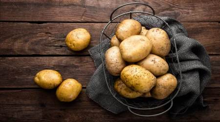 potatoes, raw potatoes, raw food, uncooked food, foods to avoid, indian express, indian express news