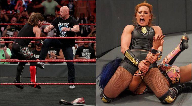 WWE RAW Results: Stone Cold stuns AJ Styles, Becky Lynch and Charlotte Flair form alliance