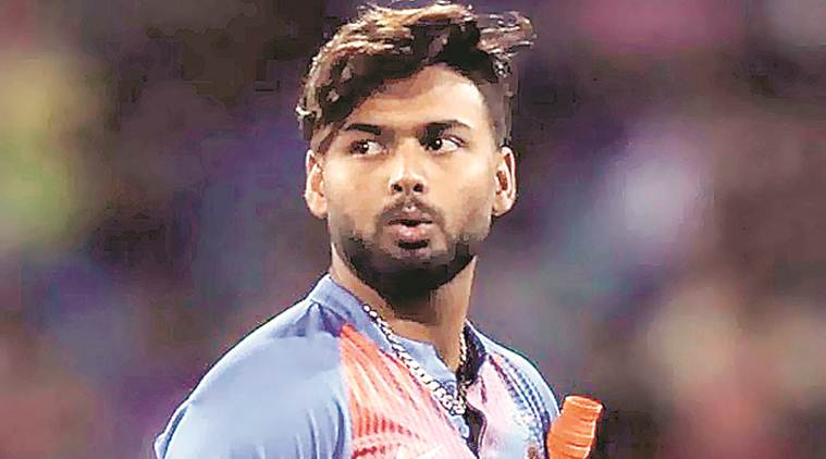 Mohali T20 Rishabh Pant batting, Rishabh Pant out, rishabh pant, Rishabh Pant furute, IndvSA 2nd T20, Mohali T20 preview, Ravi Shastri, India cricket coach, cricket news, sports news, Indian express