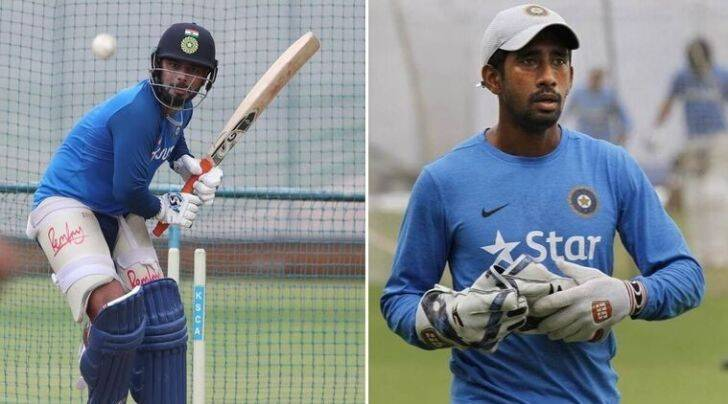 Rishabh Pant, Rishabh Pant poor show, Rishabh Pant in Test team, Rishabh Pant vs Wriddhiman Saha, Who is best Pant or Saha, Rishabh Pant vs Wriddhiman Saha, Rishabh Pant in 1st Test, India vs South Africa Rishabh Pant,