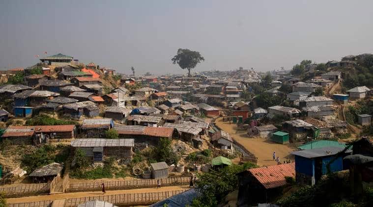 Mynanmar, Aung San sui kyi, rohingya muslim, rakhine state, bangladesh, cox bazaar, rohingya genocide, internet ban, world news, Indian express news,breaking news