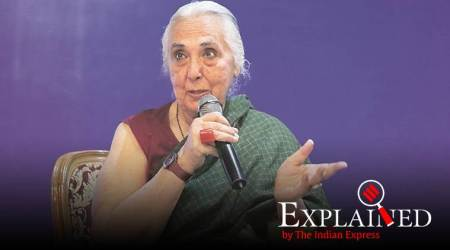 Romila Thapar, Romila Thapar JNU row, JNU Romila Thapar row, Romila Thapar CV row, Romila Thapar JNU, JNU Romila Thapar, Express Explained, India news, Indian Express
