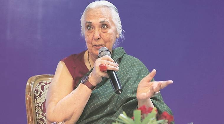 Historian Romila Thapar on Babri: Symbol of civilisation reduced to rubble