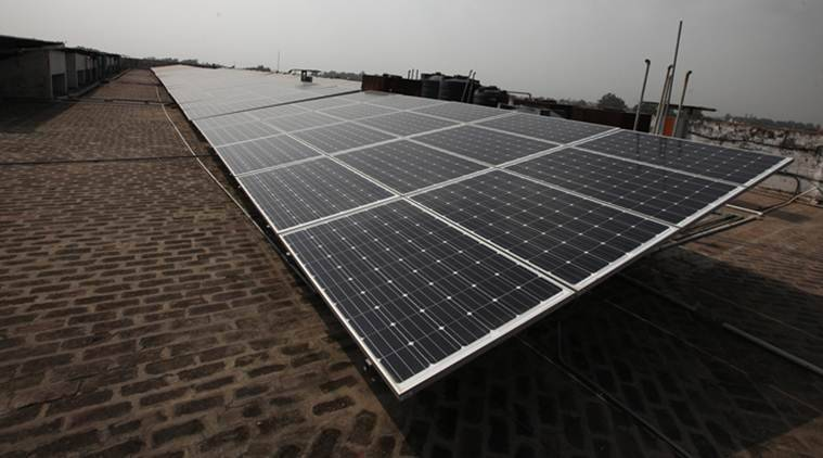 Chandigarh city news: Govt raises subsidy for rooftop solar plants