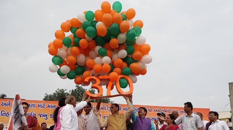 Vadodara: MS University asks its students to join rally against Article 370