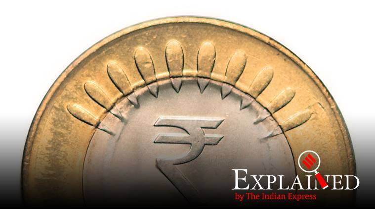 Explained: The continuing slide of the rupee, the crash of the Sensex