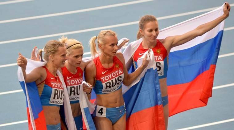 Russia to miss World Athletics Championships after IAAF ban extended