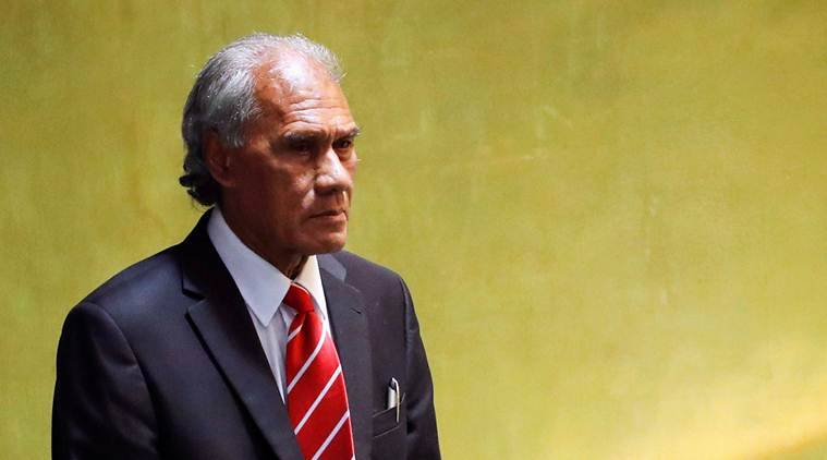 Tonga's prime minister who nurtured democracy dies at 78