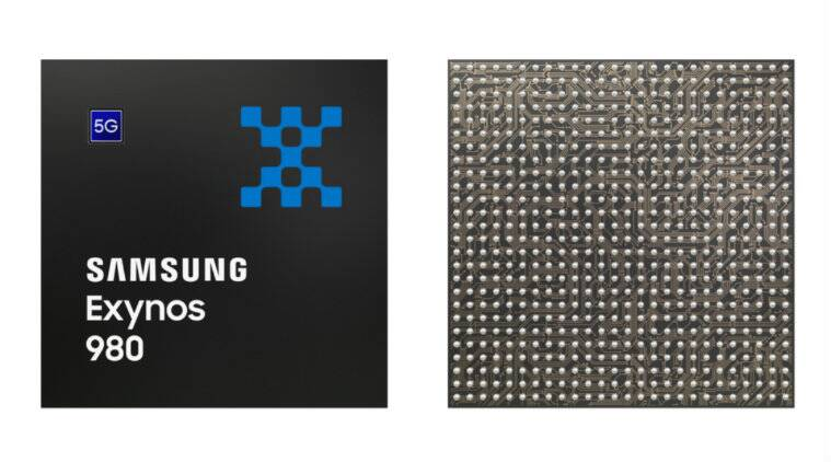 Samsung announces Exynos 980