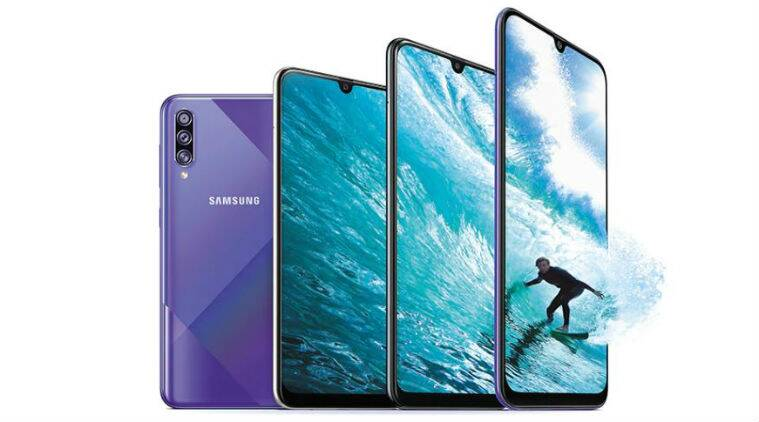Galaxy A50s, A30s: Samsung brings triple cameras, in-display fingerprint scanner to mid-range smartphones