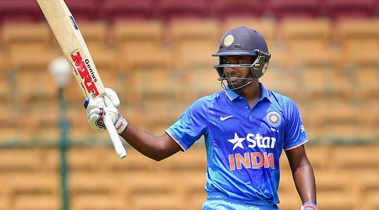 Sanju Samson in the team, Sanju Samson in T20Is, Shikhar Dhawan ruled out, Shikhar Dhawn out of team, Sanju Samson replaces Dhawan
