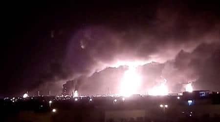 saudi arabia oil attack, saudi aramco, saudi aramco drone attack, saudi oil output