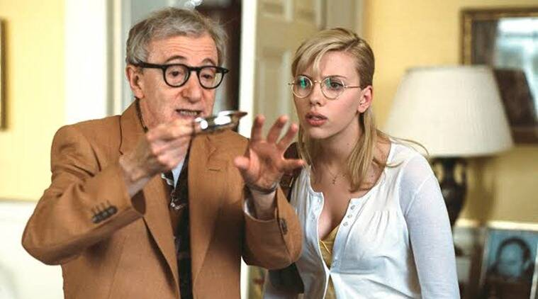 Scarlett Johansson says she'd still work with Woody Allen: 'I believe him'