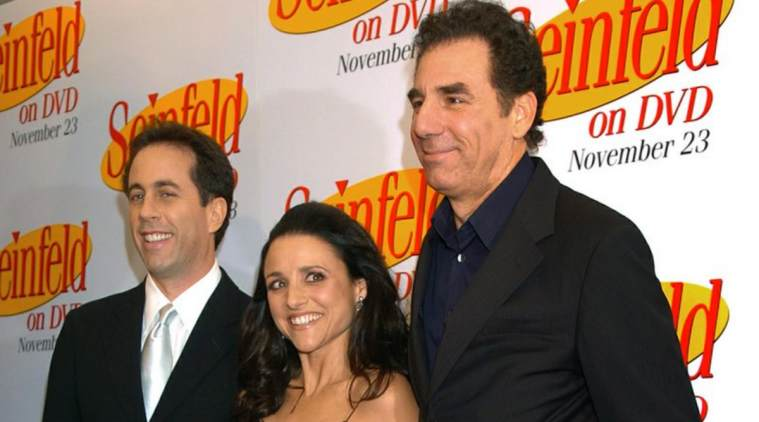 Seinfeld to begin streaming on Netflix from 2021