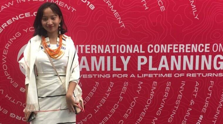 'We need to talk about our bodies': 22-year-old Naga girl wins Gates Foundation initiative