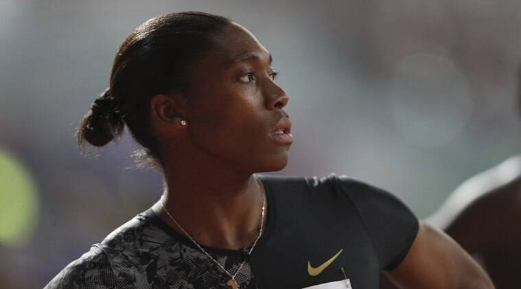 Dominant Caster Semenya sidelined from track worlds by rules