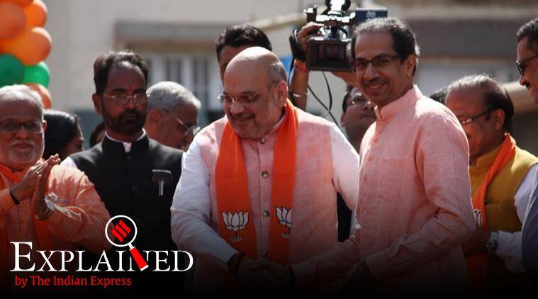 Explained: Sena and BJP, frenemies in Maharashtra's Assembly election battle
